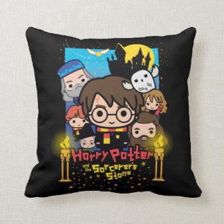 Almofada Desenhos animados Harry Potter e a pedra do