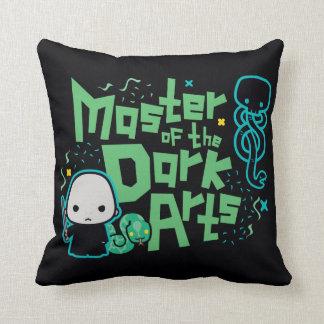 Almofada Desenhos animados Voldemort - mestre das artes