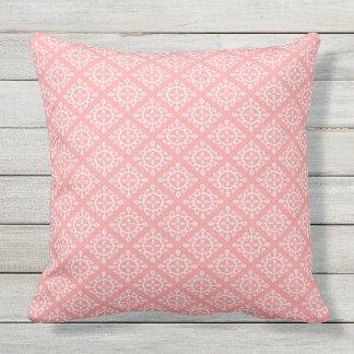 Almofada Design branco coral OP1025 do travesseiro