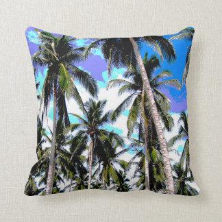 Almofada Design da palmeira