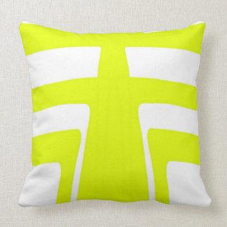 Almofada Design do abstrato da luz solar