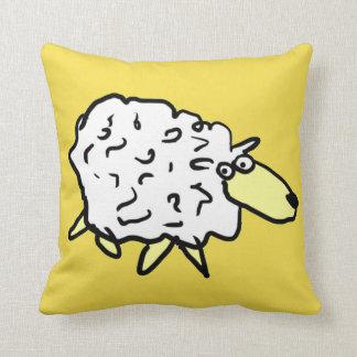 Almofada Design dos carneiros