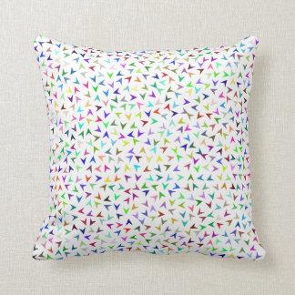 Almofada Design pequeno bonito das setas