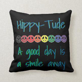 Almofada Dia do sorriso de HippyTude bom