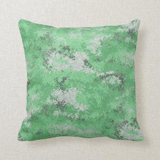 Almofada Digi verde Camo