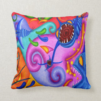 """Almofada Do """"travesseiro decorativo 16 x 16 de Poopers"""