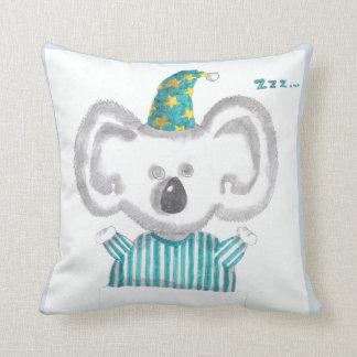 """Almofada Do """"travesseiro decorativo do koala sono"""""""