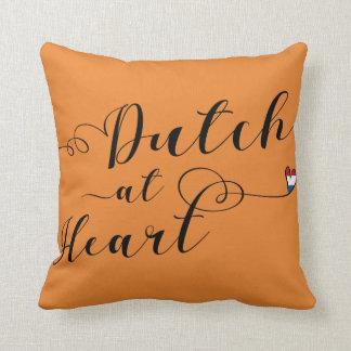 Almofada Dutch no coxim do lance do coração, Holland