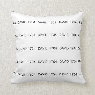 Almofada Escala de David 1704