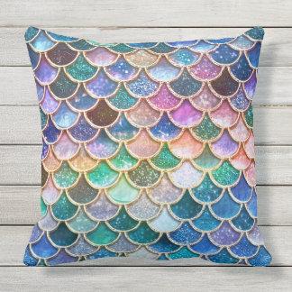 Almofada Escalas summerly multicoloridos da sereia do