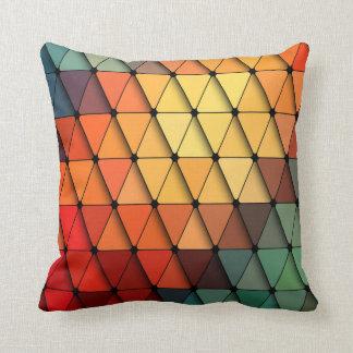 Almofada Escalas triangulares
