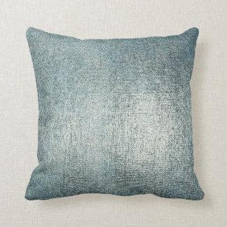 Almofada Escova metálica da faísca Glam de prata das cinzas