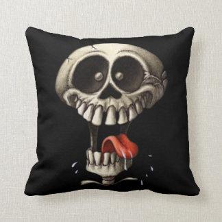 Almofada Esqueleto louco