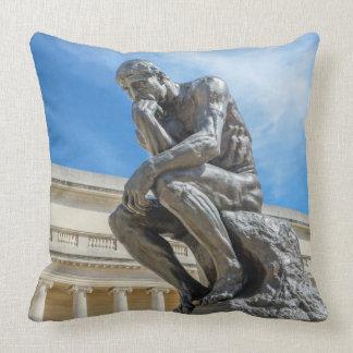 Almofada Estátua do pensador de Rodin