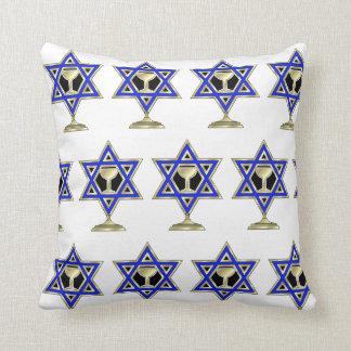 Almofada Estrela judaica