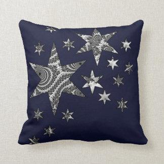 Almofada Estrelas da fantasia 3 D