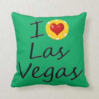Almofada Eu amo Las Vegas