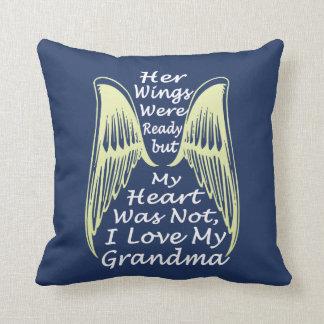 Almofada Eu amo minha avó