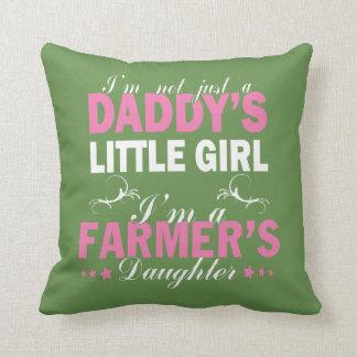 Almofada Eu sou a filha de um fazendeiro