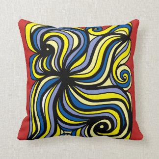 """Almofada """"Evolua"""" o travesseiro decorativo de BuddaKats"""