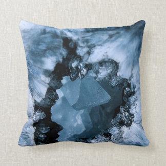 Almofada Fantasia azul de cristal