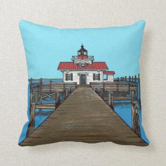 Almofada Farol-travesseiro dos pântanos de Roanoke
