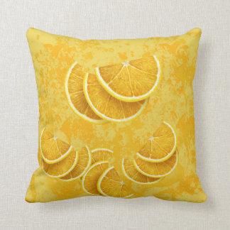 Almofada Fatias do limão