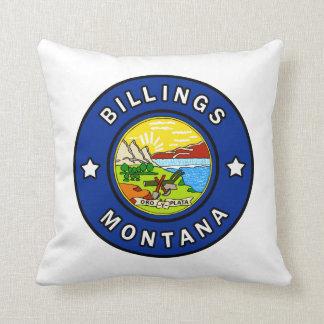 Almofada Faturamentos Montana