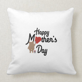 Almofada Feliz dia das mães Zg6w3