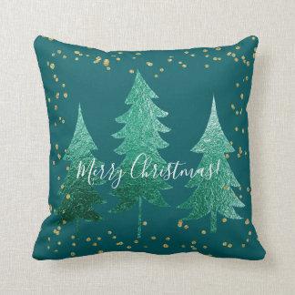 Almofada Feliz Natal Spruce protegido