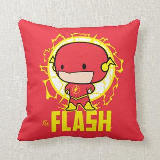 Almofada Flash de Chibi com eletricidade