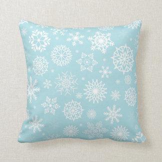 Almofada Flocos de neve