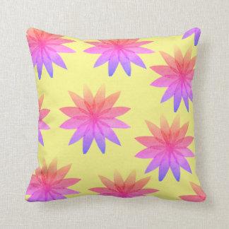 Almofada Flor geométrica Summery