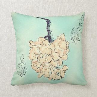Almofada Flores de cerejeira do Aqua