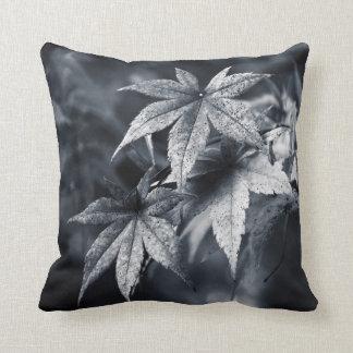 Almofada Folhas de bordo japonesas