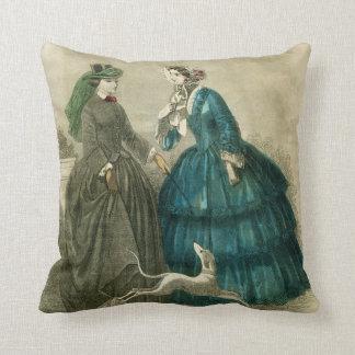 Almofada Forma da era do Victorian