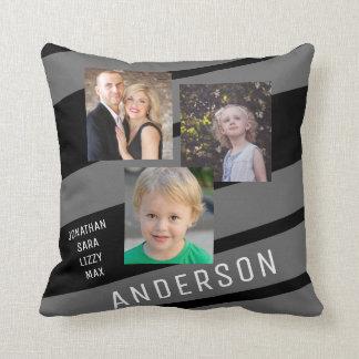 Almofada Foto de família feita sob encomenda personalizada