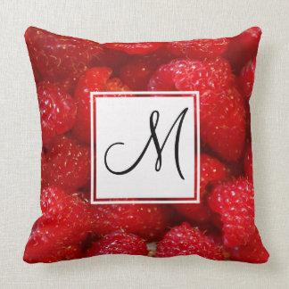 Almofada Fotografia cor-de-rosa escura bonito deliciosa da