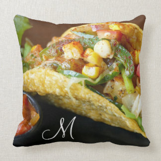 Almofada fotografia mexicana deliciosa do Tacos