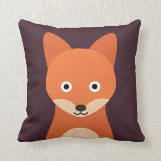 Almofada Fox vermelho
