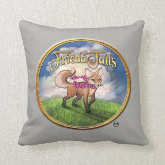 Almofada Frieda ata o travesseiro decorativo