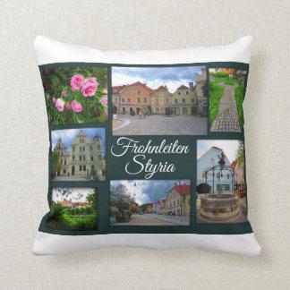 Almofada Frohnleiten - uma das cidades as mais bonitas de