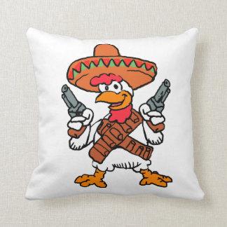 Almofada Galo mexicano