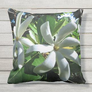 Almofada Gardenia de Tahitian