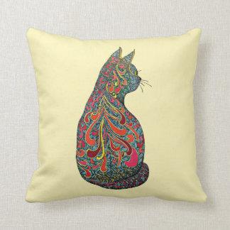Almofada Gato decorativo