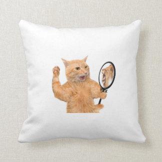 Almofada gato: Eu sou um leão