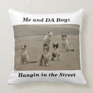 Almofada Gatos da rua