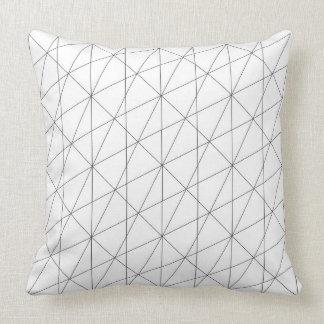 Almofada geometria sagrado uma