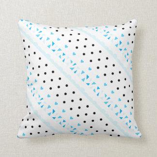 Almofada Geometrics azul