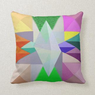 Almofada Geometrics em Pastels selvagens